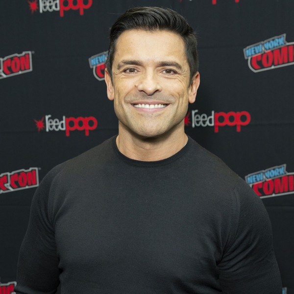 Mark Consuelos Reveals Which Riverdale Star Brings Their Real Life Drama to Set