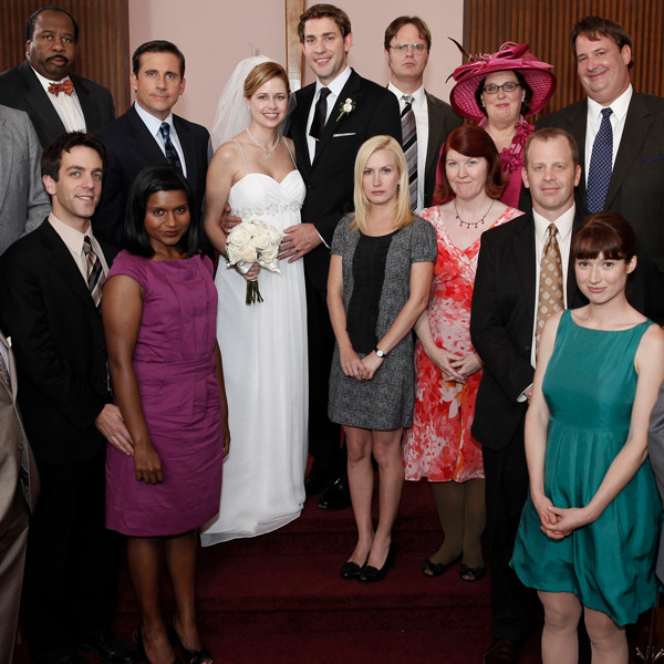 The Office Originally Had a Completely Wild and Different Ending for Jim and Pam's Wedding