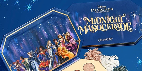 New Disney ColourPop Collab Will Bring Out Your Inner Princess