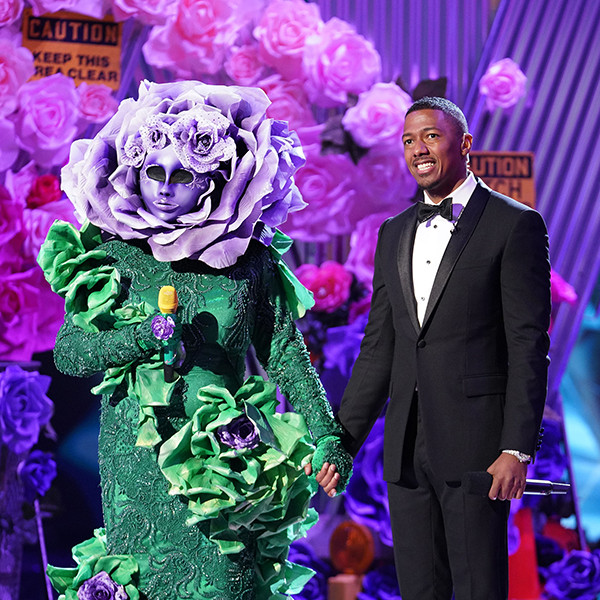 The Masked Singer's Flower Is Definitely Not Mariah Carey, Right?