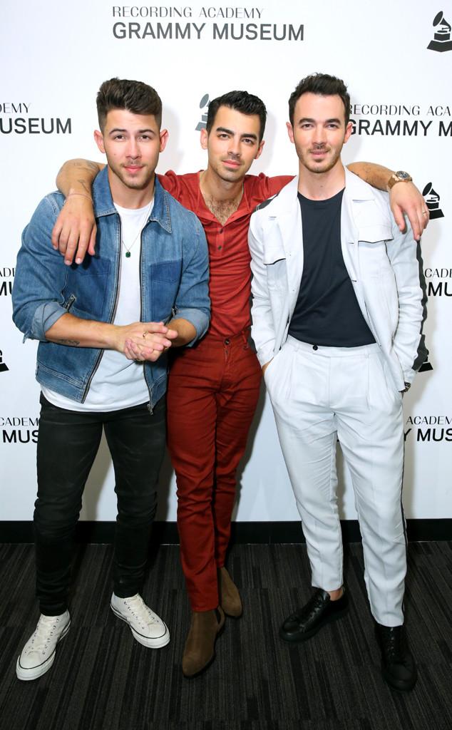 Jonas Brothers, Nick Jonas, Joe Jonas, Kevin Jonas