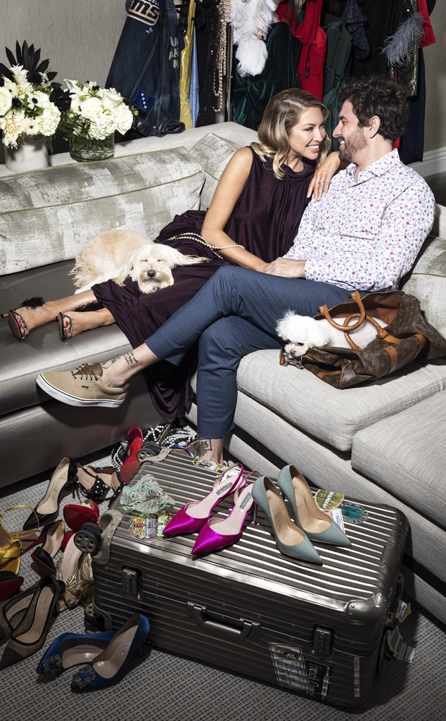 Stassi Schroeder, Beau Clark, Engagement Photos
