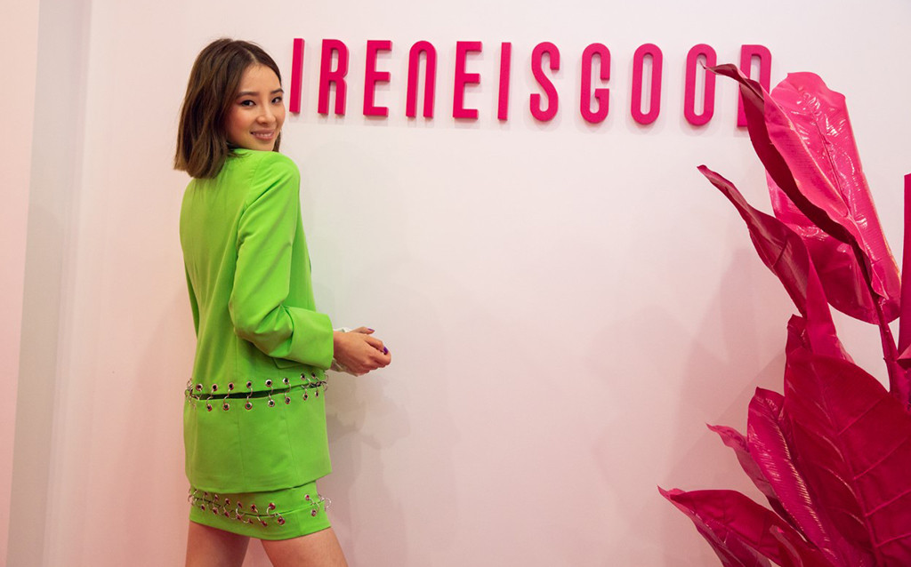 Irene Kim, IRENEISGOOD SS20 Launch