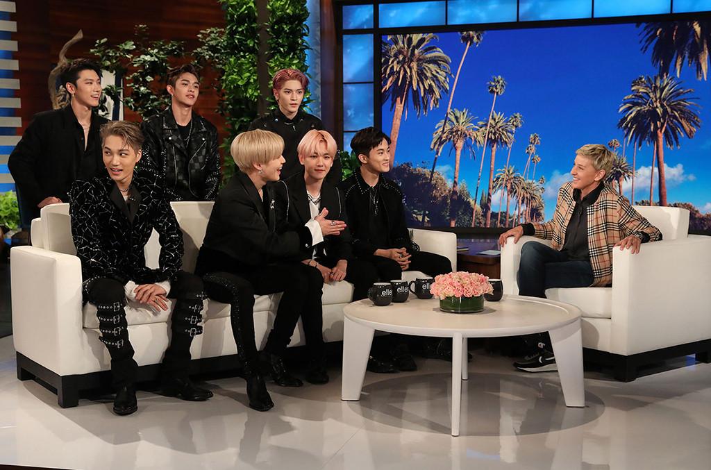 SuperM, The Ellen Show