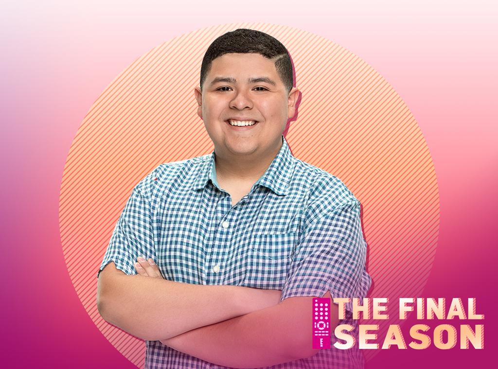 The Final Season, Rico Rodriguez