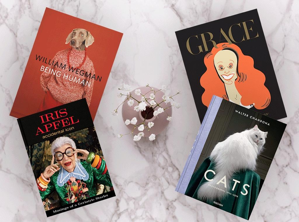 E-Comm: Coffee Table Books
