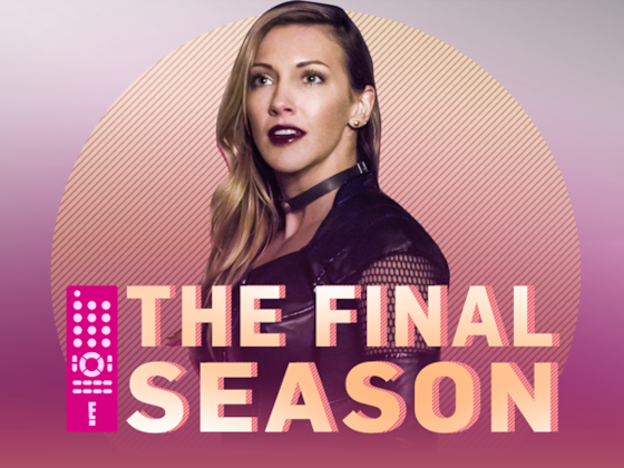 The Final Season: Katie Cassidy Remembers the First Time She Put on Her <I>Arrow</i> Costume</I>