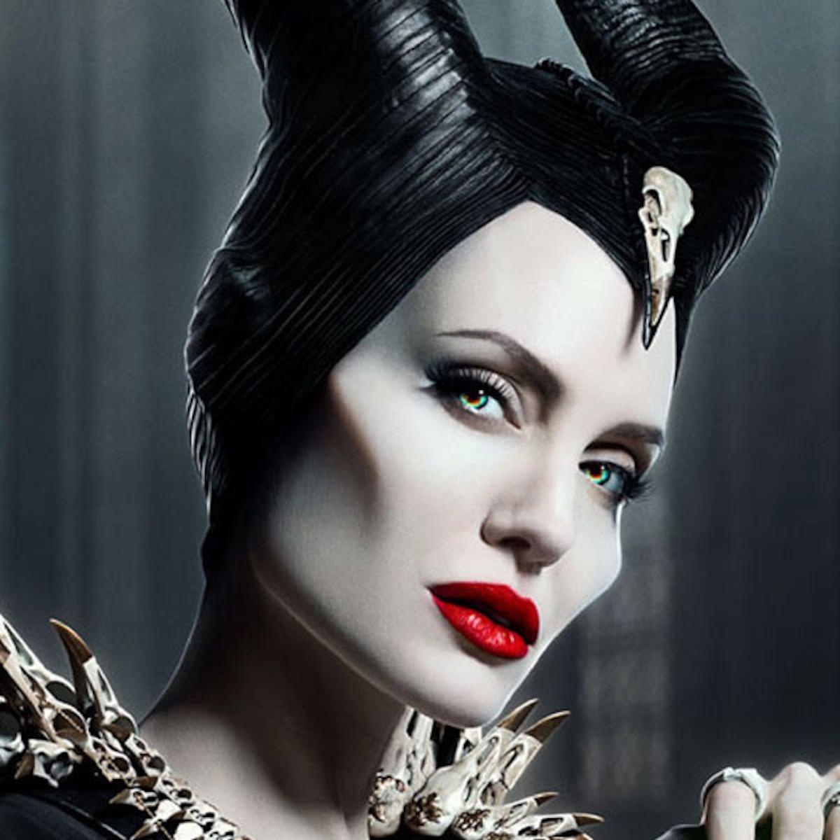 Transform Into Disney S Maleficent With Mac Cosmetics E News