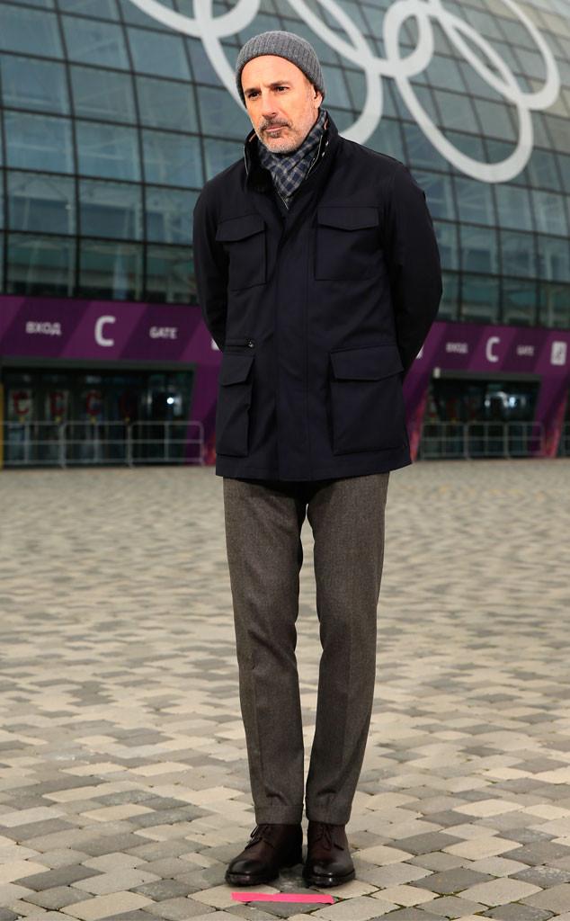 Matt Lauer, 2014 Sochi Olympics