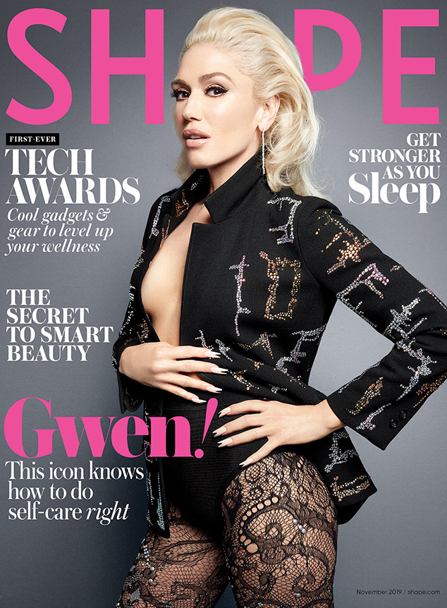 Gwen Stefani, Shape Cover 2019