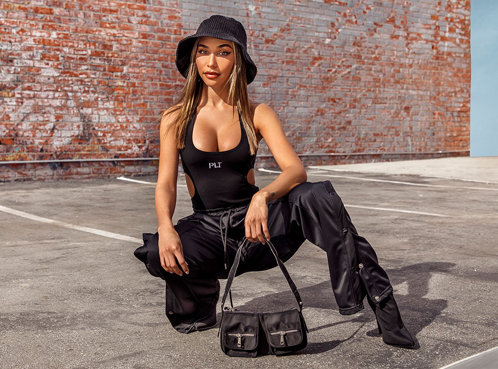 Chantel Jeffries X Prettylittlething 5 Items We Want In Our Closet E Online Au