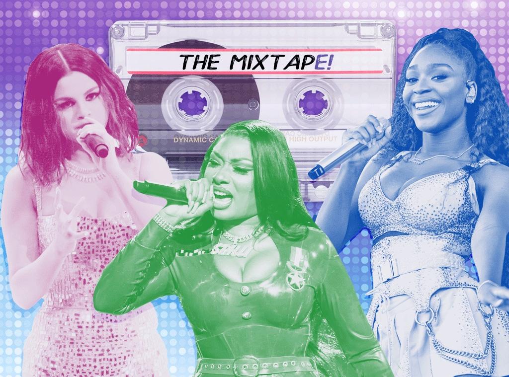 The MixtapE!, Selena Gomez, Normani, Megan Thee Stallion