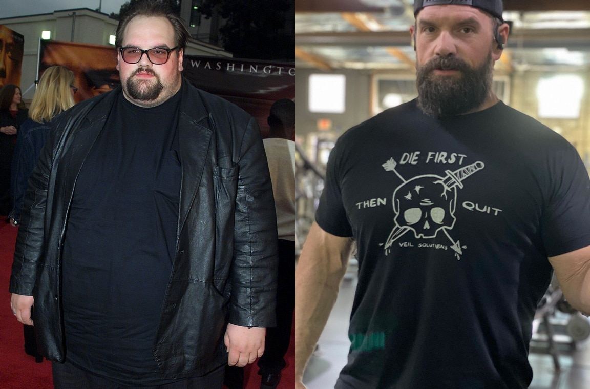 Ethan Suplee is completely ripped after losing 200 pounds