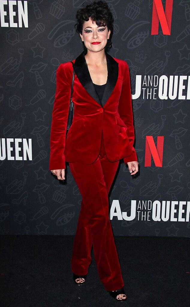 Tatiana Maslany, Fashion Police widget