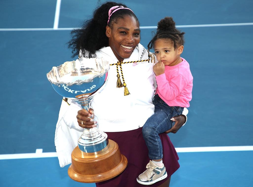 Serena Williams, Alexis Olympia