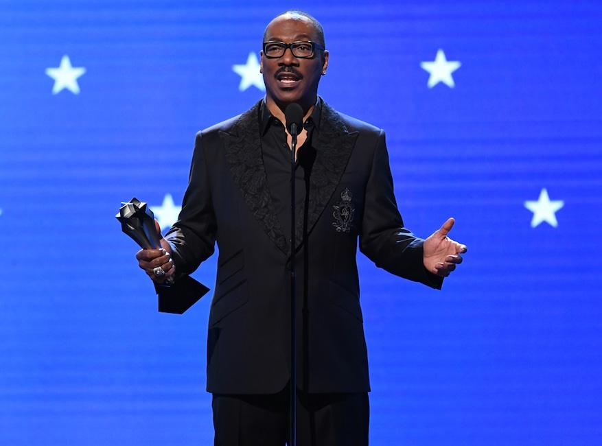 Eddie Murphy, 2020 Critics Choice Awards, Show