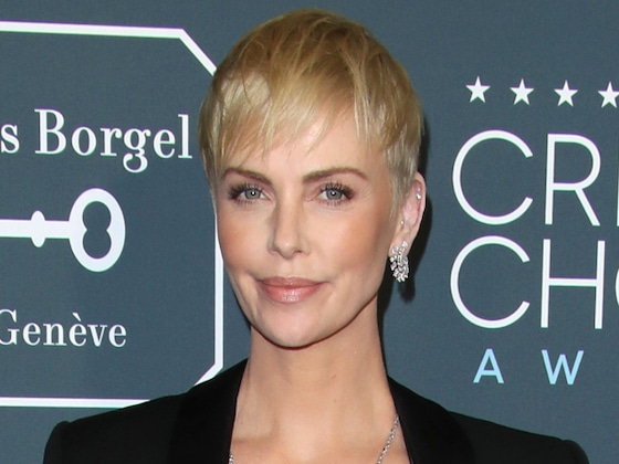 Charlize Theron's First Memory Of Seeing Her Child Will Give You the Chills