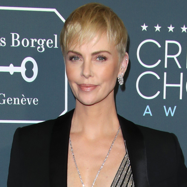 Charlize Theron's Story About Meeting Her Child Will Give You Chills - E! NEWS