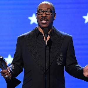 Eddie Murphy, 2020 Critics Choice Awards, Show