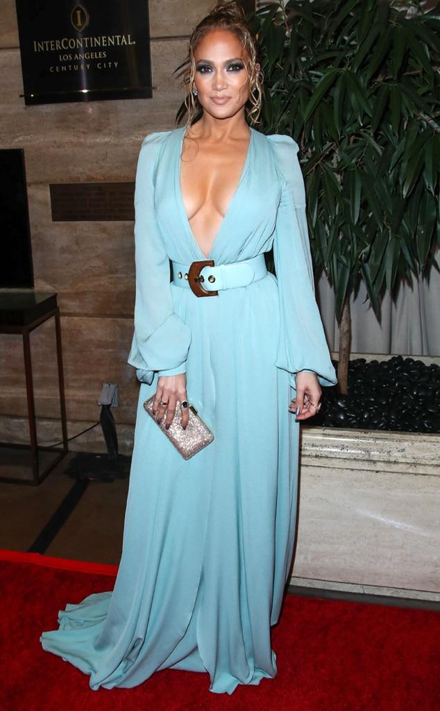 Jennifer Lopez, Fashion Police Widget