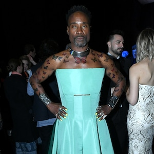 Billy Porter, 2020 Critics Choice Awards, After Party