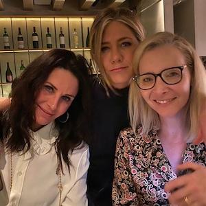 Jennifer Aniston, Courteney Cox, Lisa Kudrow