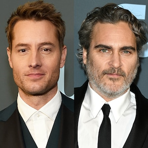 Justin Hartley, Joaquin Phoenix
