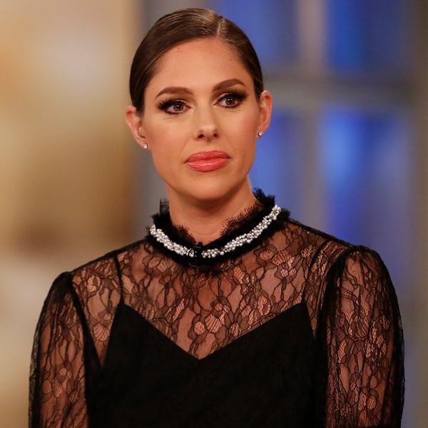 Abby Huntsman Left The View Over ''Toxic'' Environment and Drama With Meghan McCain: Report