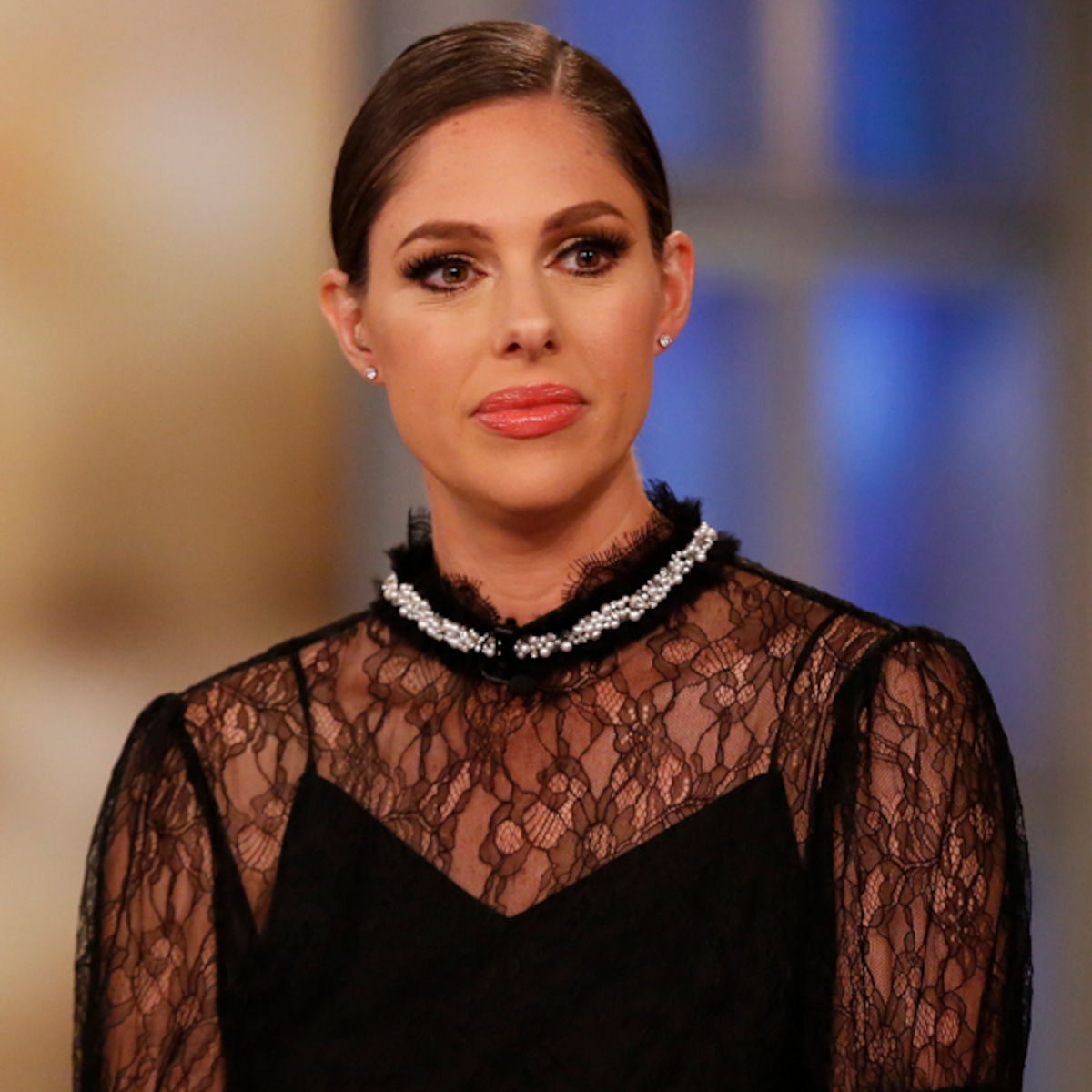 Abby Huntsman >> Abby Hunstman Left The View Over Toxic Work Environment