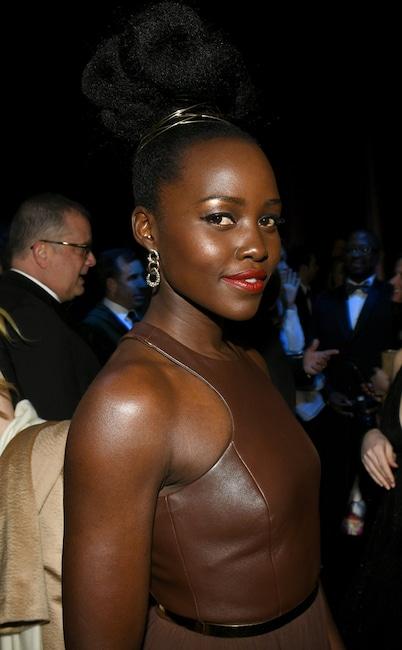 Lupita Nyong'o, 2020 Critics Choice Awards, After Party