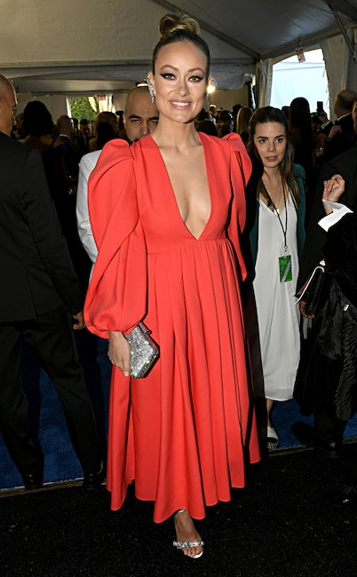 Olivia Wilde, 2020 Critics Choice Awards, After Party