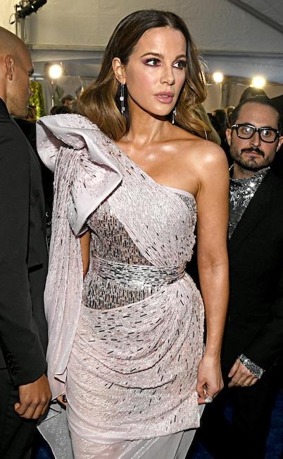 Kate Beckinsale, 2020 Critics Choice Awards, After Party