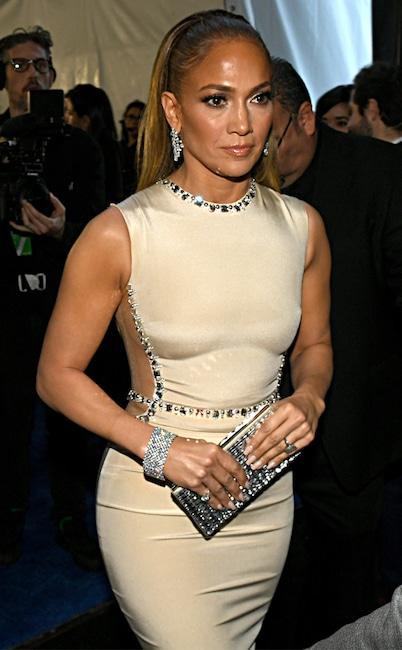 Jennifer Lopez, 2020 Critics Choice Awards, After Party