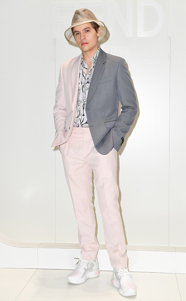 Dylan Sprouse, Fashion Police Widget