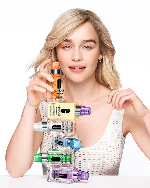 E-Commerce, Emilia Clarke
