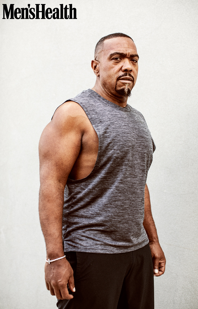 Timbaland, Men's Health