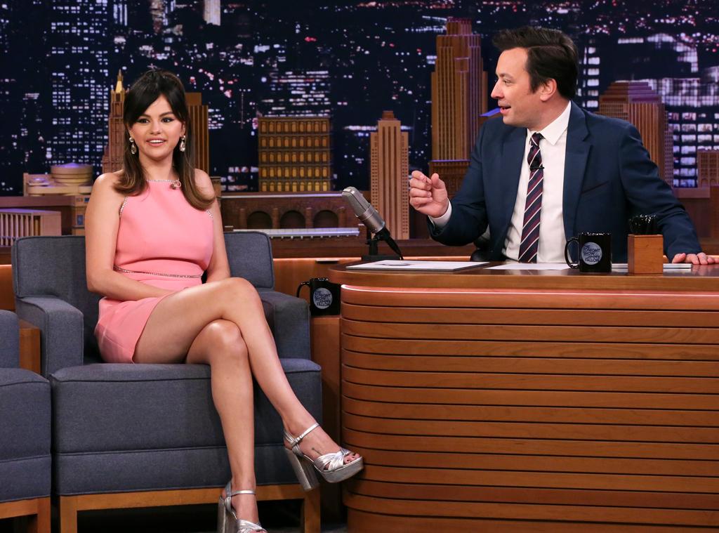 Selena Gomez, The Tonight Show Starring Jimmy Fallon 2020
