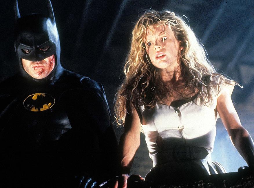 Crisis on Infinite Earths Pop Culture deaths, Kim Basinger as Vicki Vale in Batman
