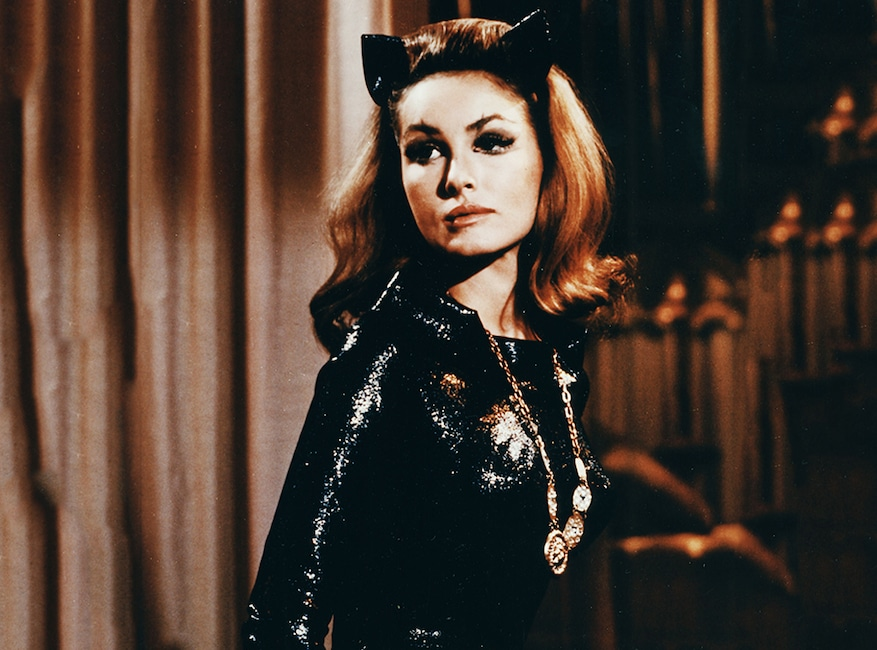Crisis on Infinite Earths Pop Culture deaths, Julie Newmar as The Catwoman