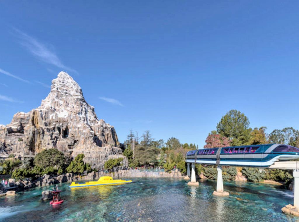 Disneyland, Matterhorn