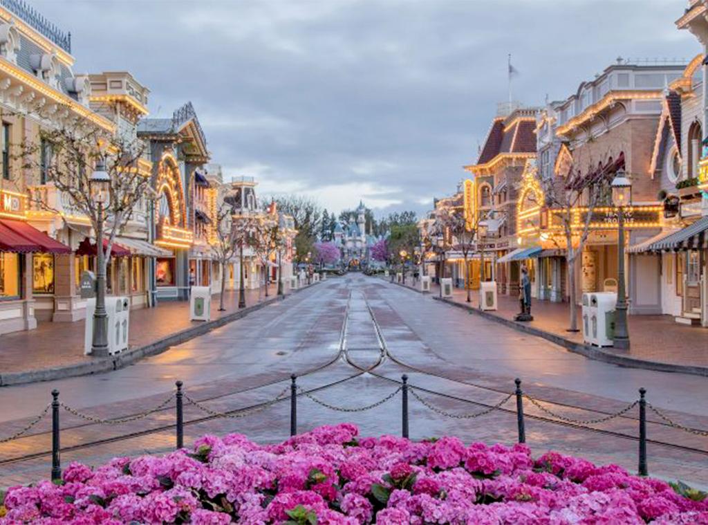 Disneyland, Main Street