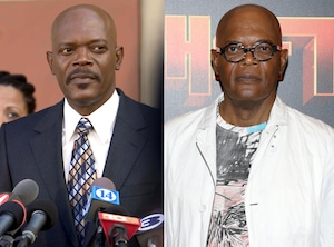 Coach Carter, Samuel J. Jackson, Then and Now