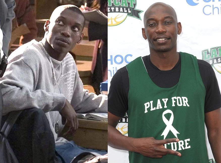Coach Carter, Nana Gbewonyo, Then and Now