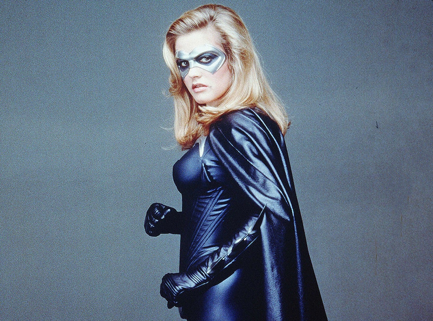 Crisis on Infinite Earths Pop Culture deaths, Alicia Silverstone as Batgirl