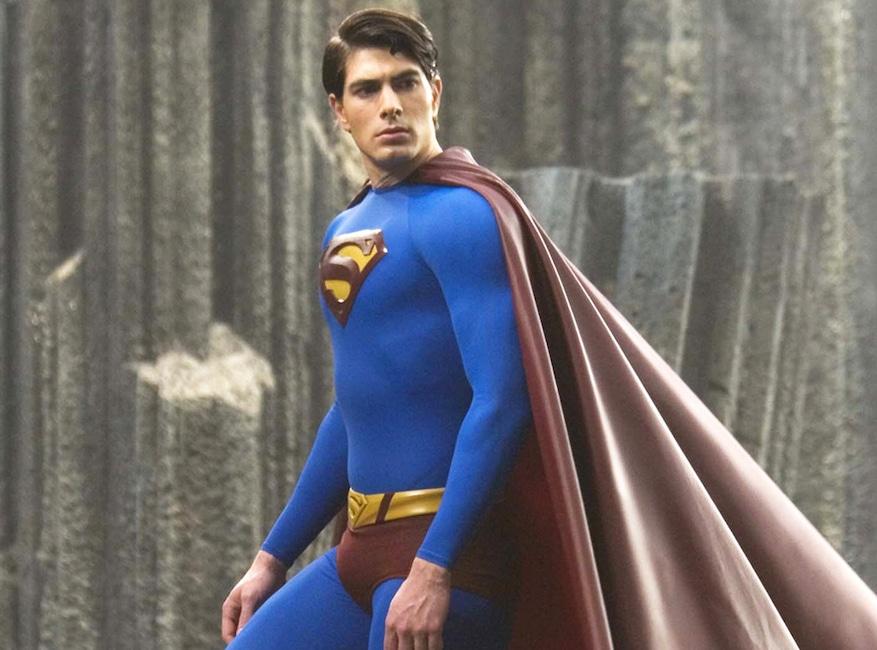 Crisis on Infinite Earths Pop Culture deaths, Brandon Routh as Superman