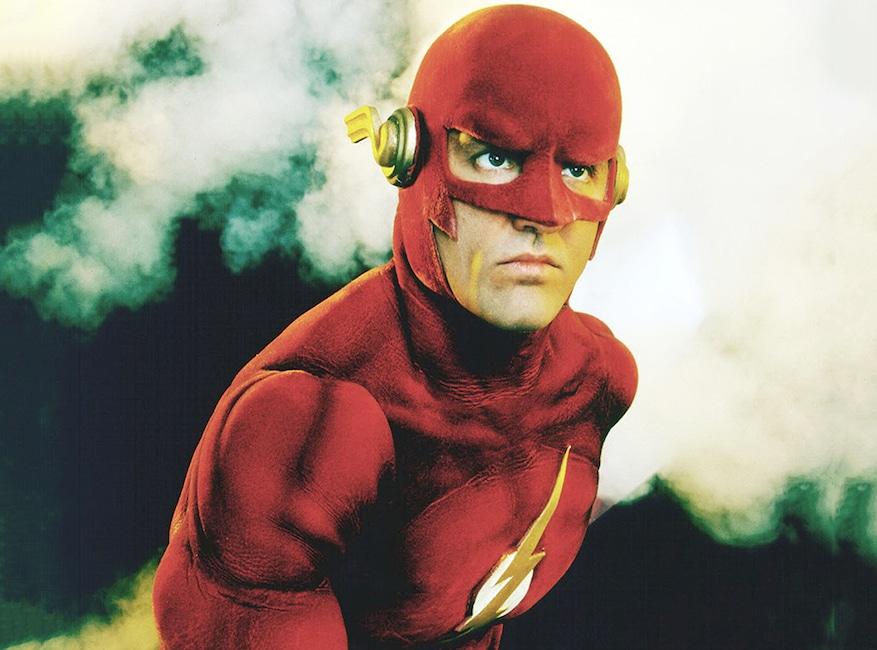 Crisis on Infinite Earths Pop Culture deaths, John Wesley Shipp as The Flash