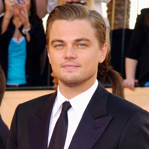 Then and Now - SAG Awards Nominees First Red Carpets - Leonardo DiCaprio