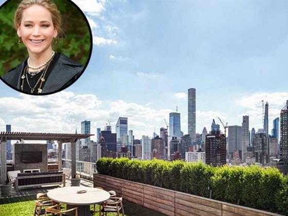 Visitez le penthouse à 12 millions de dollars de Jennifer Lawrence à New York