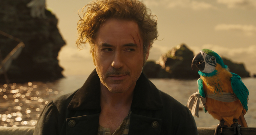 Robert Downey Jr., Dolittle