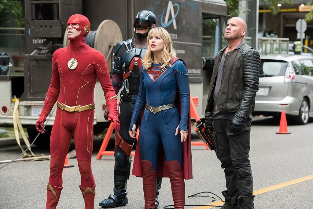The Flash, Supergirl, Crisis